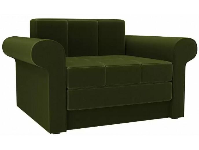 """Кресло-кровать """"Берли"""" вельвет"""