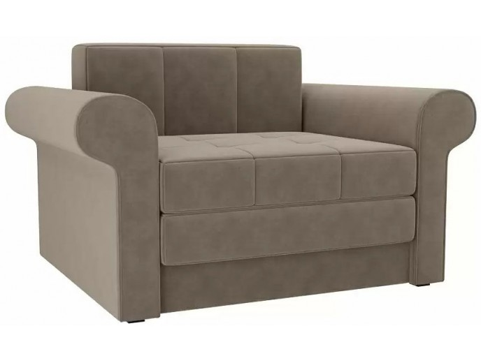"""Кресло-кровать """"Берли"""" велюр"""