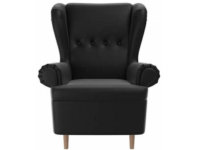 """Кресло для отдыха """"Торин"""" экокожа"""