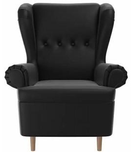"""Кресло для отдыха """"Торин"""" экокожа артикул 1620"""