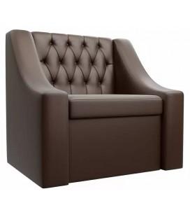 """Кресло для отдыха """"Мерлин"""" экокожа артикул 1625"""