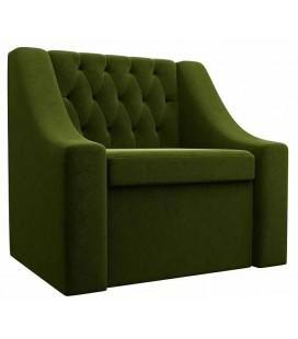 """Кресло для отдыха """"Мерлин"""" вельвет артикул 1626"""