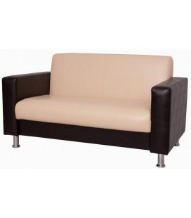 """Офисный диван """"Блюз 10.03"""" двухместный артикул 1654"""