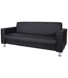 """Офисный диван """"Блюз 10.03"""" трёхместный артикул 1655"""