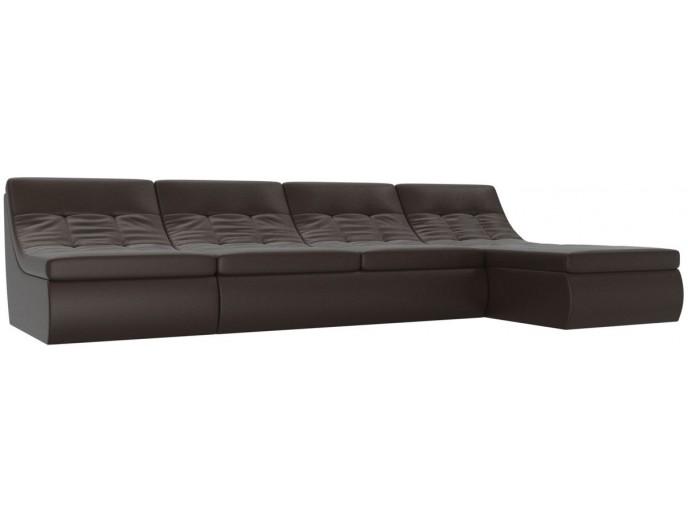 """Модульный угловой диван """"Холидей"""" искусственная кожа"""