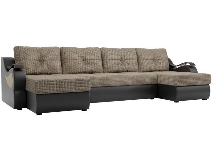 "П-образный диван ""Меркурий"" рогожка Корфу"