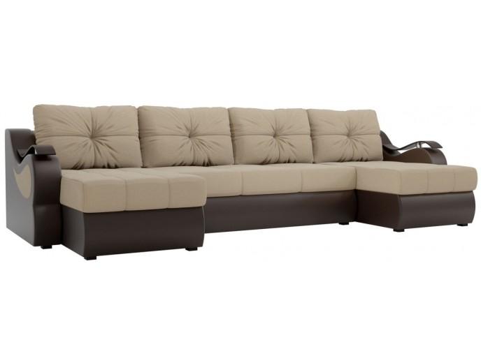 """П-образный диван """"Меркурий"""" рогожка"""