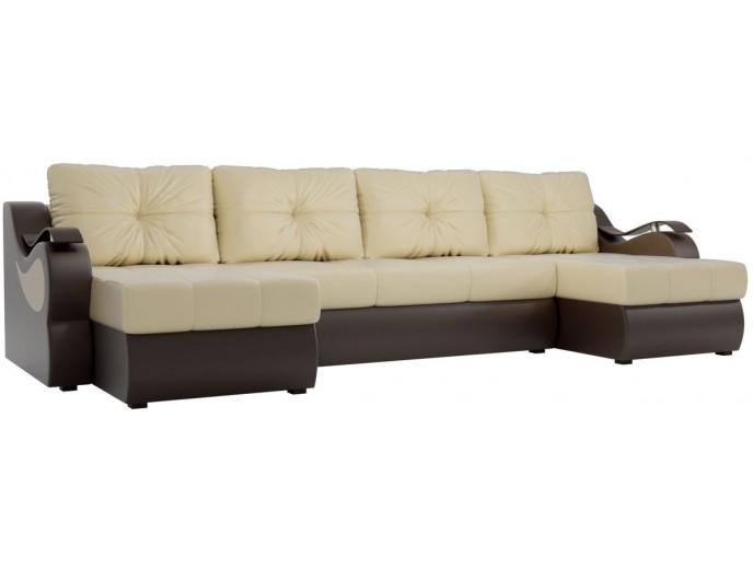 """П-образный диван """"Меркурий"""" экокожа"""