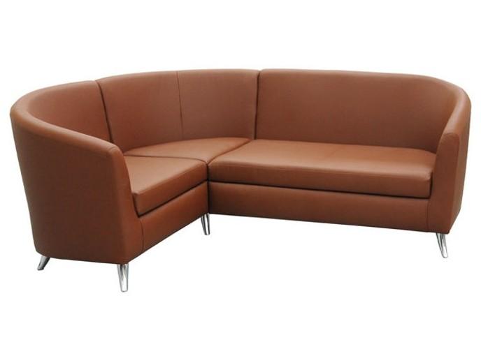 """Офисный угловой диван """"Алекто"""""""