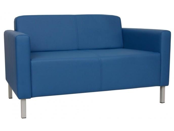 """Офисный диван """"Алекто 2"""" двухместный"""