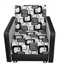 Кресло для отдыха в рогожке
