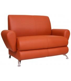 """Офисный диван """"Блюз 10.02"""" двухместный артикул 1893"""