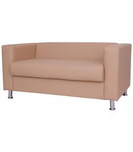"""Офисный диван """"Блюз 10.04"""" двухместный артикул 1896"""