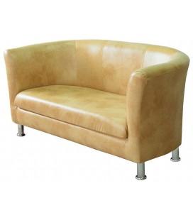 """Офисный диван """"Блюз 10.06"""" двухместный артикул 1899"""