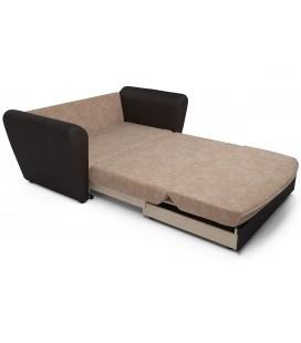 """Выкатной диван """"Квартет"""" микровельвет"""