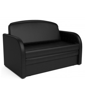 """Выкатной диван """"Малютка"""" экокожа артикул 1957"""