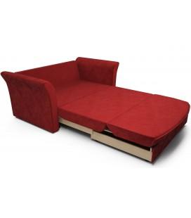 "Выкатной диван ""Малютка №2"" бархат"