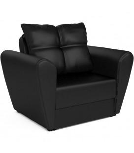 """Кресло-кровать """"Квартет"""" экокожа артикул 1968"""