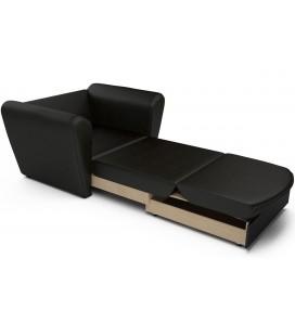 """Кресло-кровать """"Квартет"""" экокожа"""