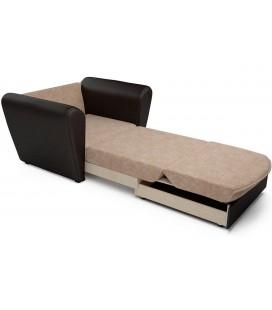"""Кресло-кровать """"Квартет"""" микровельвет"""