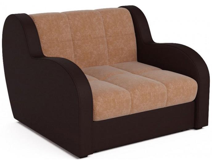 """Кресло-кровать """"Барон"""" ткань микровельвет Кордрой"""