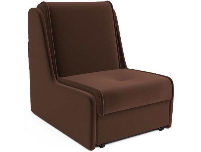 """Кресло-кровать """"Аккорд №2"""" микровельвет Кордрой"""