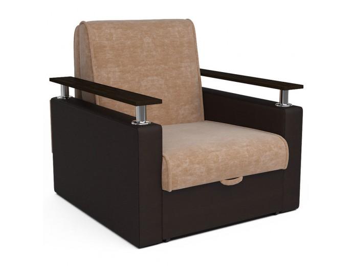 """Кресло-кровать """"Чарм"""" ткань микровельвет"""
