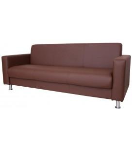 """Офисный диван """"Блюз 10.03"""" трёхместный артикул 2080"""