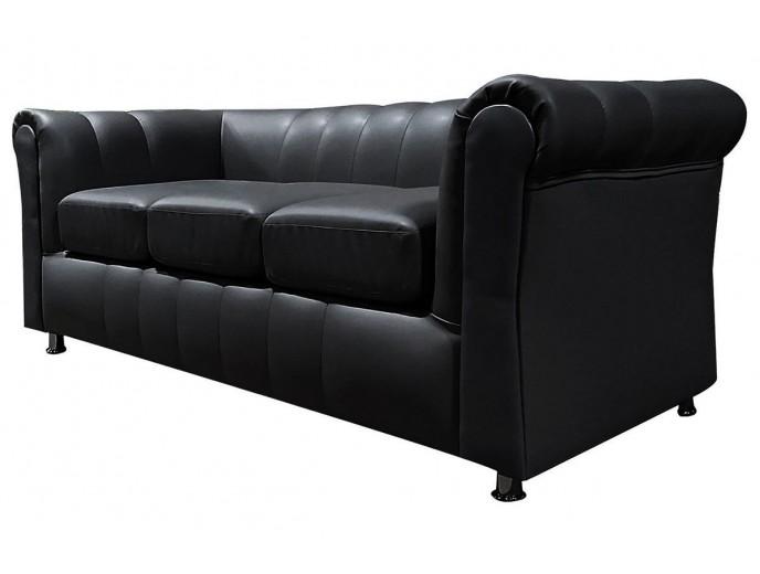 """Офисный диван """"Брайтон"""" трехместный"""