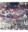 "Диван-еврокнижка ""Париж"" рогожка-жаккард"