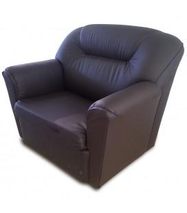 """Кресло-кровать """"Бизон"""" экокожа артикул 1355"""