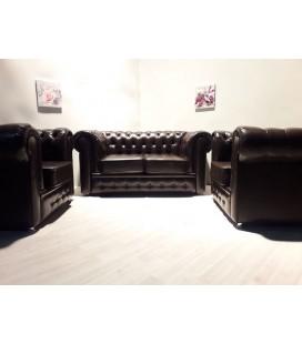 """Комплект мягкой мебели """"Честер"""" двухместный"""