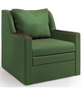 """Кресло-кровать """"Соло"""" рогожка зеленый"""