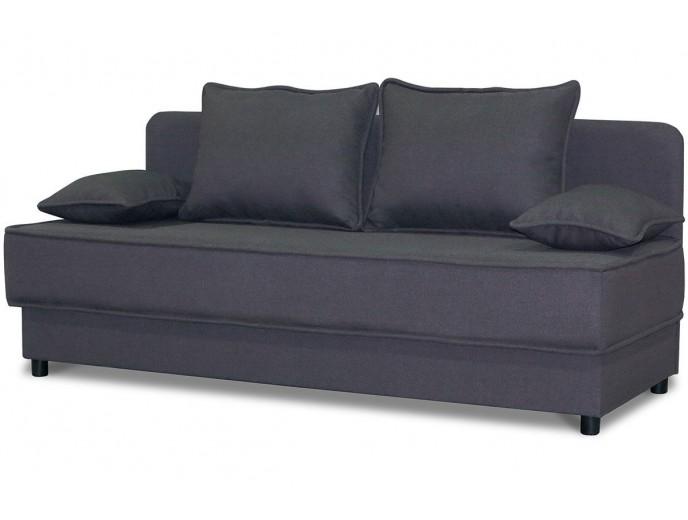 """Кушетка-диван """"Уют"""" рогожка серый"""