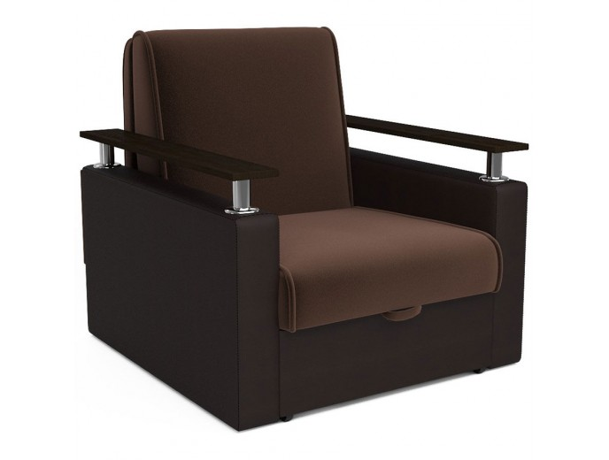 """Кресло-кровать """"Чарм"""" шоколад"""