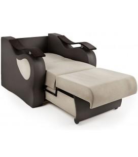 """Кресло-кровать Меркурий"""" велюр беж"""