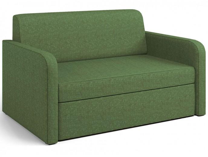 """Диван-кровать """"Куба"""" рогожка зеленый"""