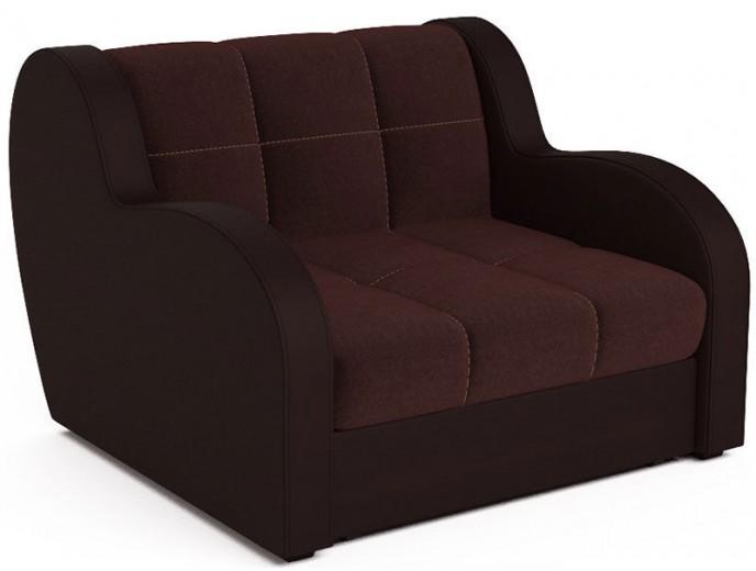 """Кресло-кровать """"Барон"""" микровельвет Люкс"""