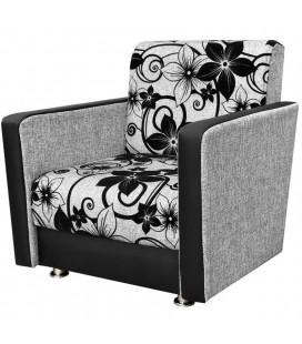 """Кресло для отдыха """"Цветы"""" рогожка"""