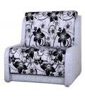 """Кресло-кровать """"Даллас"""" БП рогожка цветы"""