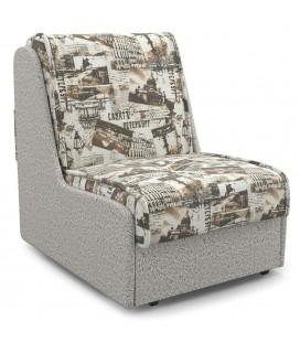 "Кресло-кровать ""Аккорд №2"" флок артикул 2007"