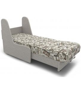 """Кресло-кровать """"Аккорд №2"""" флок"""