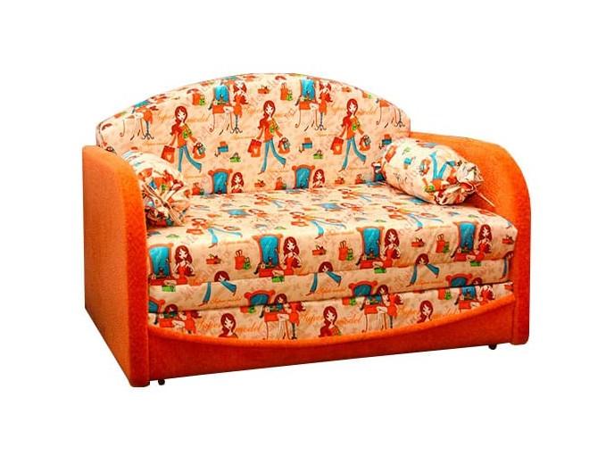 """Детский диван """"Димочка"""" узкие подлокотники"""