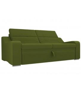 """Выкатной диван """"Медиус"""" вельвет артикул 1423"""