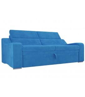 """Выкатной диван """"Медиус"""" велюр артикул 1424"""