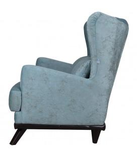 """Кресло для отдыха """"Рональд"""" велюр"""