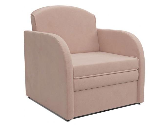 """Кресло-кровать """"Малютка"""" микровельвет"""