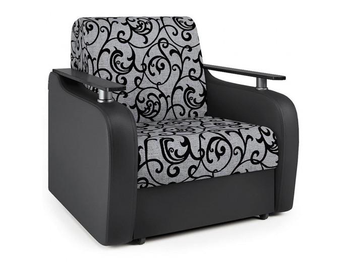 """Кресло-кровать """"Гранд Д"""" шенилл узор"""