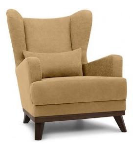 "Кресло для отдыха ""Честер"" велюр артикул 1319"
