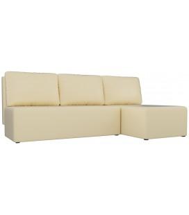 """Угловой диван """"Поло"""" искусственная кожа"""